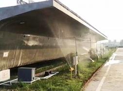 喷淋养护系统